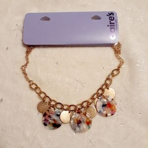 5/$25 NWT Claire's Necklace